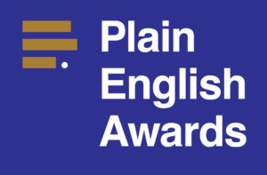 Plain English Awards